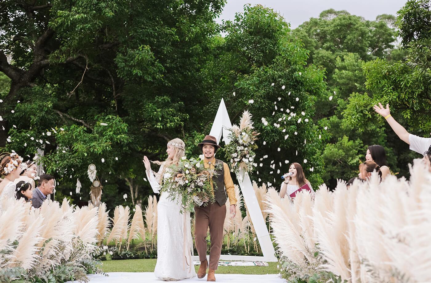 客製化婚禮佈置