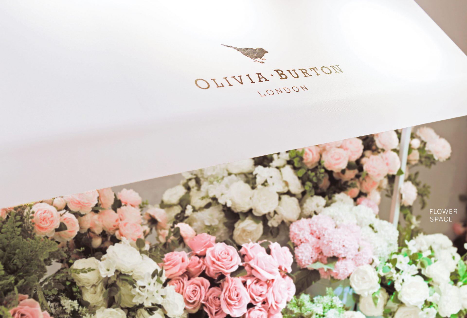 Olivia Burton商業佈置