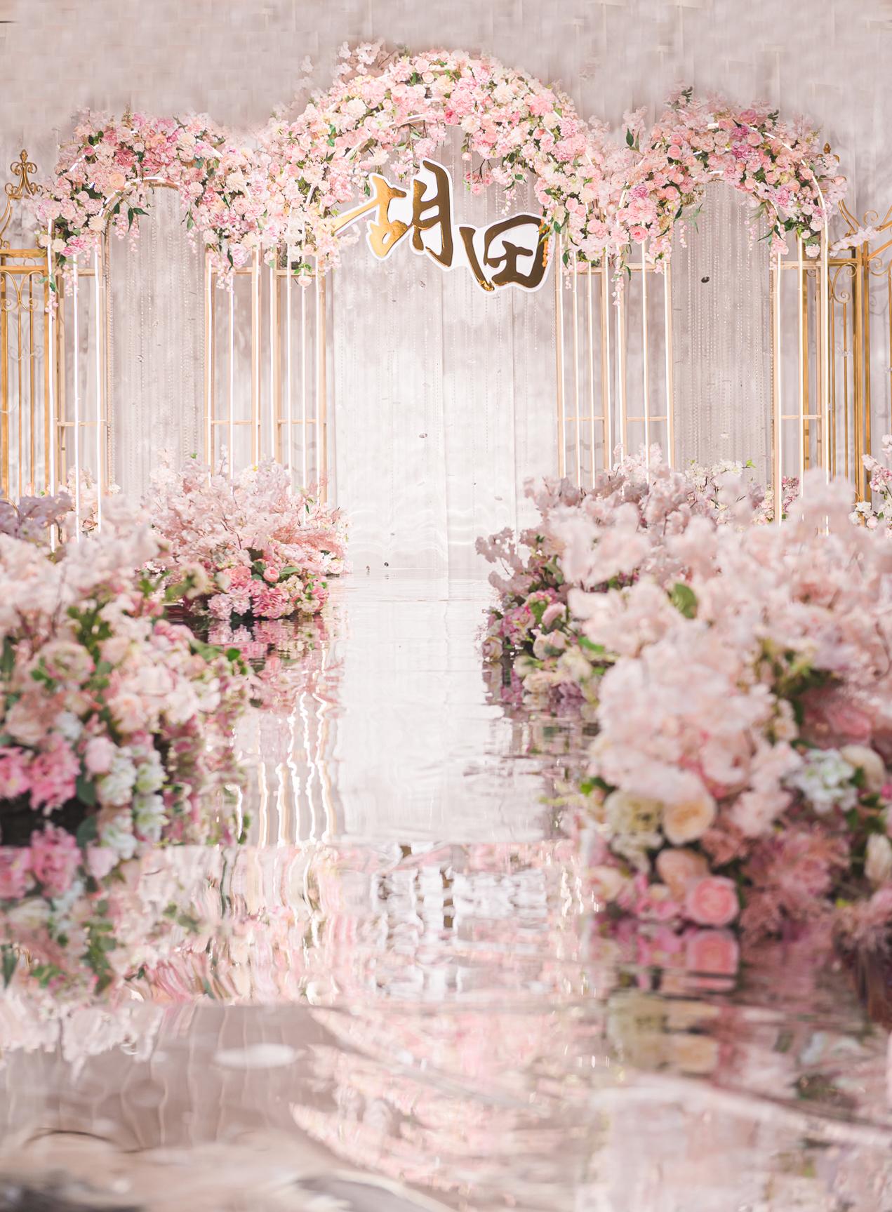 蘭城晶英婚禮佈置