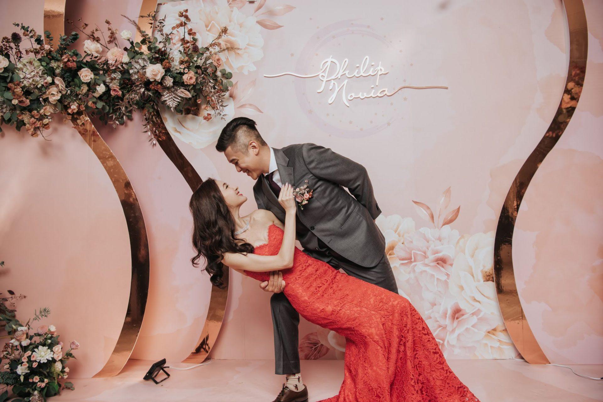 文華東方婚禮佈置
