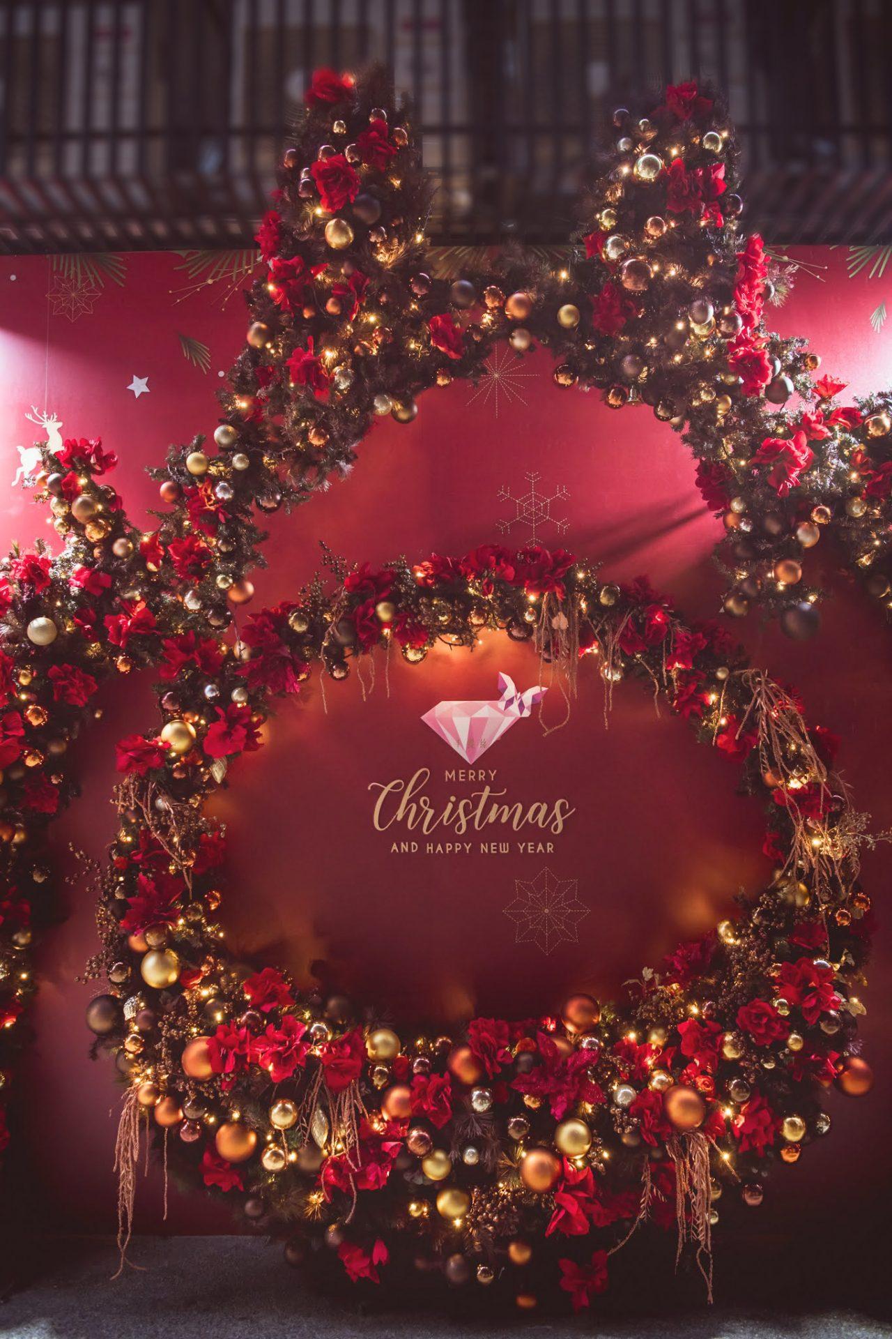 聖誕節佈置